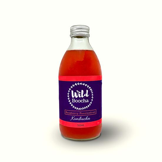 Raspberry Passionfruit