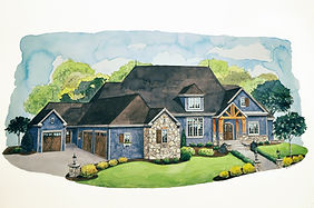 Custom home | Charlotte | Weddington
