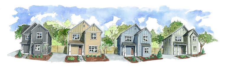 Auten Street | Wesley Heights | Charlotte, NC