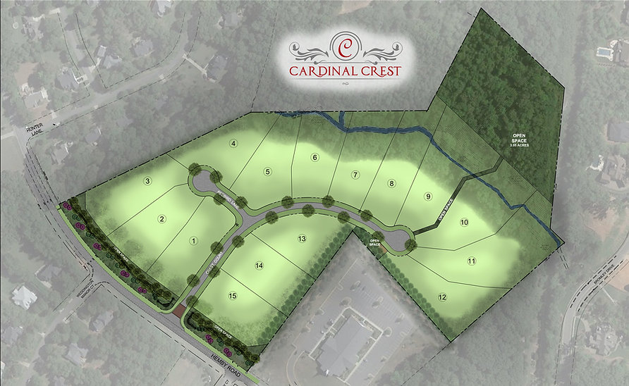 custom-home-new-build-weddington-union-county-neighborhood-development-lot-site-map