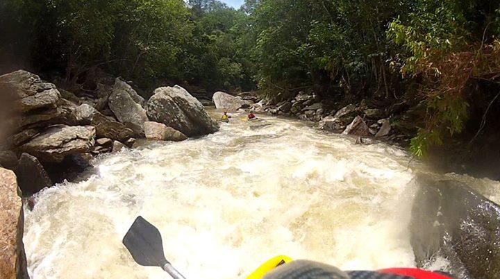 Kaiak no Rio Mata Mata