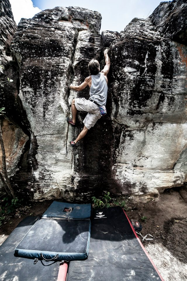Escalada | Foto: Simony Blanco