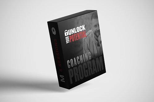 Coaching program M - 5 sessions (150/e)