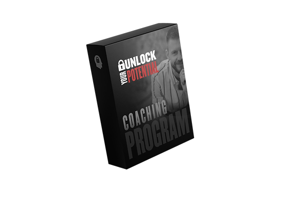 Unlock your potential no shadows coachin