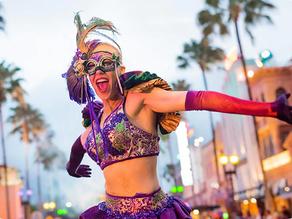 Mardi Gras 2021:  International Flavors of Carnaval