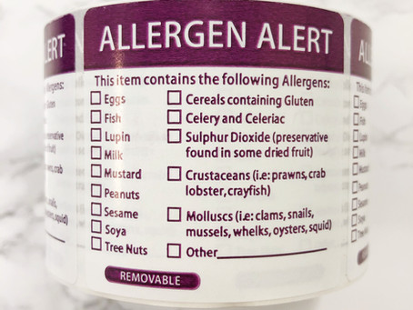 Allergens : How one radio program changed our approach