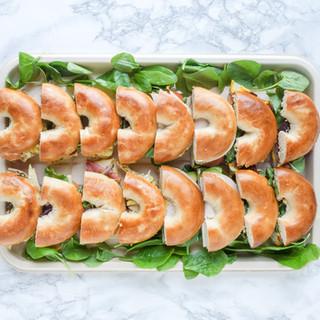 Bagel Platter
