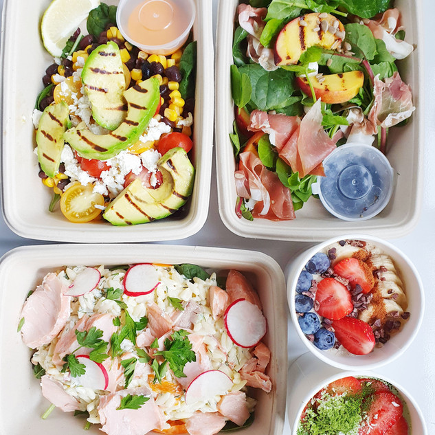 Lunch & Breakfast Delivery