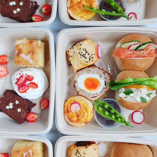 Afternoon Tea Boxes