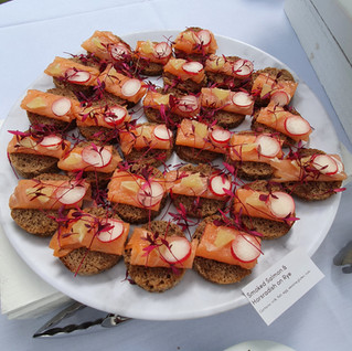 Party Canape Catering