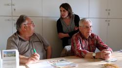 Réunion syndicat des eaux  Serbannes