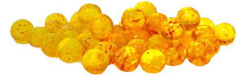Pautzke Fire Balls - Gold / Garlic