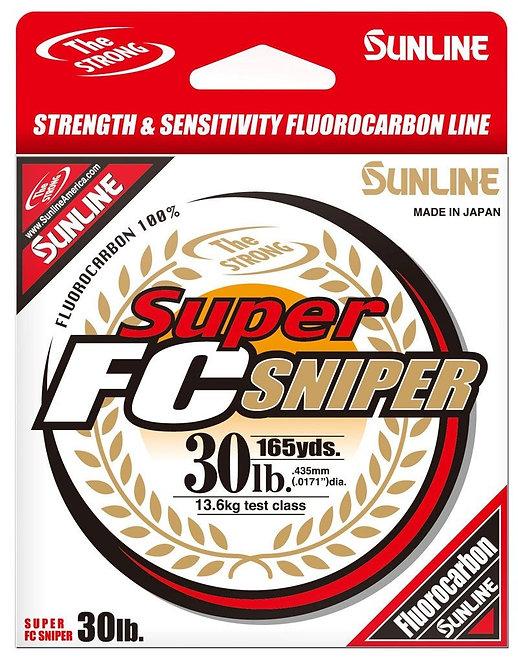 Sunline - Super FC Sniper Fluorocarbon