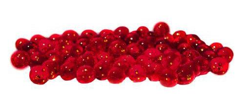Pautzke Fire Balls - Red Glitter