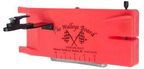 Church Walleye Board