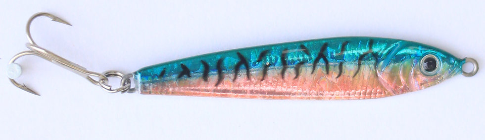 Luna Bait - Luna Jig 3 - Blue Mackerel