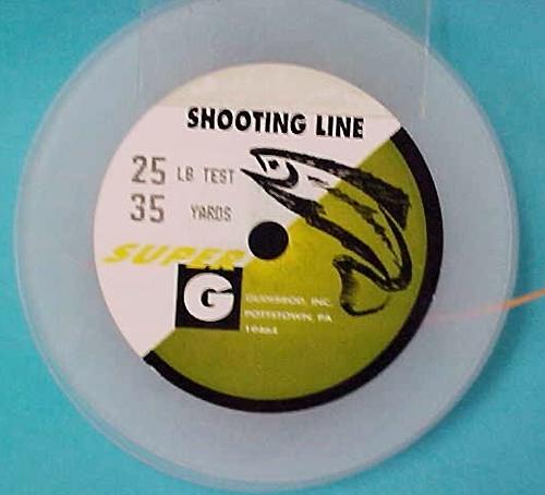 Gudebrod Shooting Line
