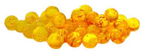 Pautzke Fire Balls - Gold / Shrimp