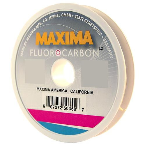 Maxima Fluorocarbon Leader