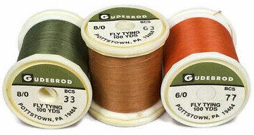 Gudebrod -  Fly Tying Thread