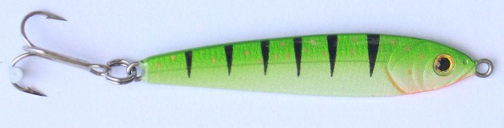Luna Bait - Luna Jig 16 - Glow Green Tiger