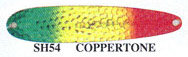 Michigan Stinger - (SH54) Coppertone