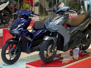 Giới Thiệu Mới Về Honda AirBlade 2021 125cc/150cc