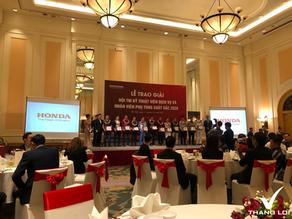 Honda Thắng Lợi Đạt Top 10 Kỹ Thuật Trưởng và Kỹ Thuật Viên Xuất Sắc Nhất 2020!