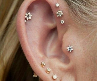 Hottest Trends in Body Jewellery