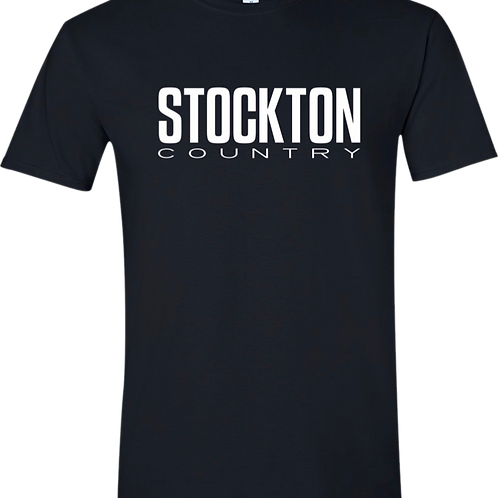 Stockton Country Men's T-Shirt (Shipping included in price)