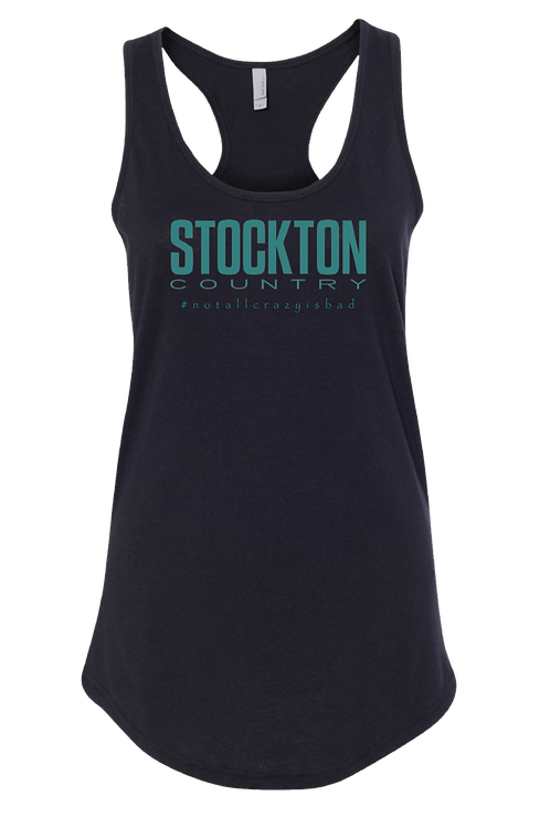 Stockton Country Women's Tank (Shipping included in price)