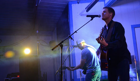 Sam Riggs - featured artist from Red Dirt LakeFest 2014