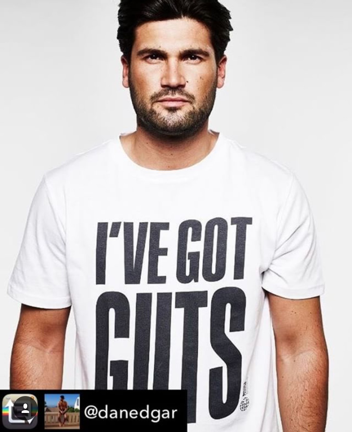 I've Got Guts Campaign with Dan Edgar