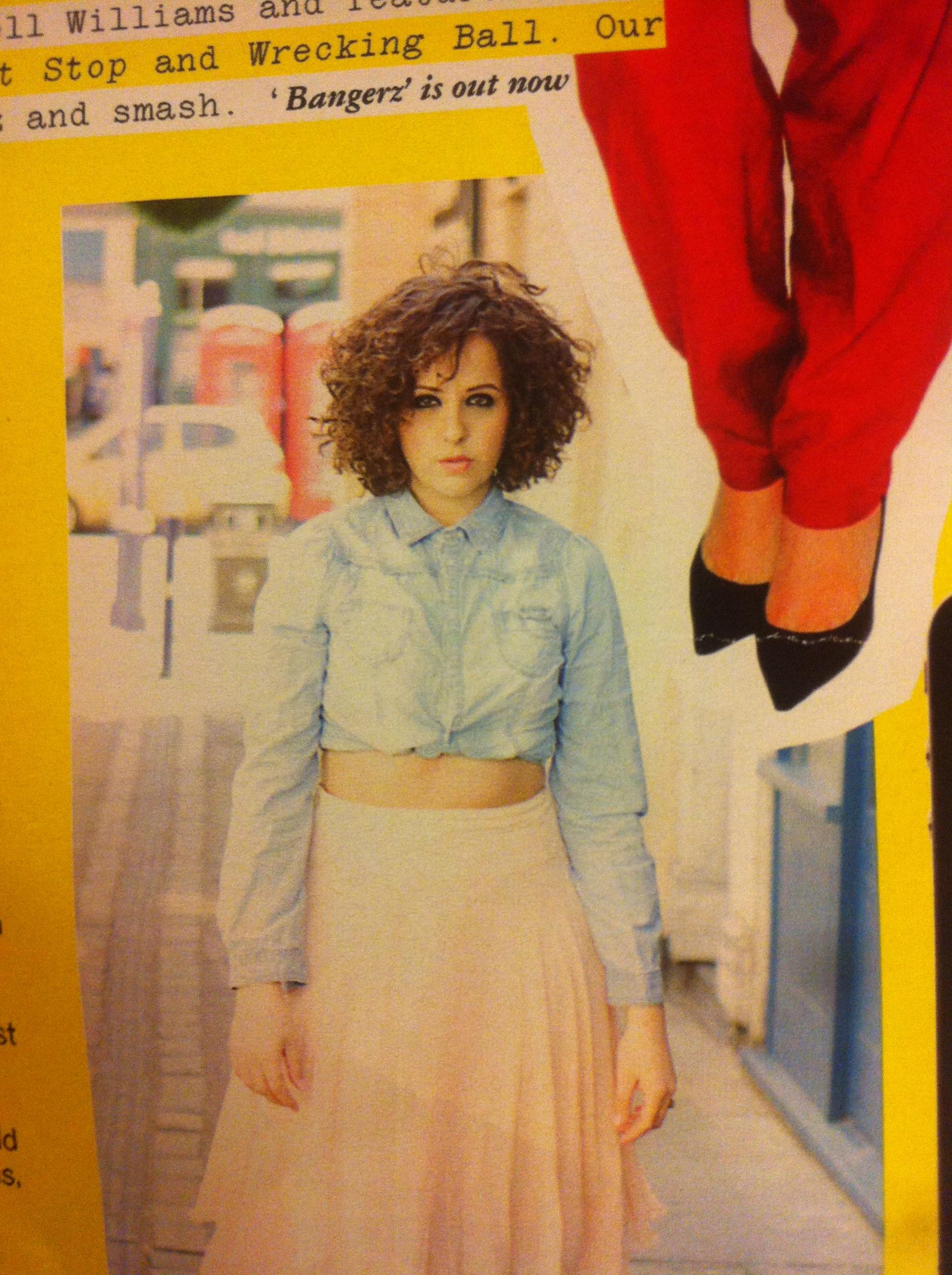 Grazia Images in Magazine