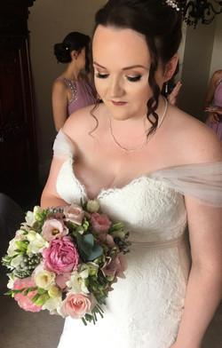 Bridal Make Up.