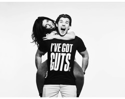 I've Got Guts Campaign with Cara & Natha