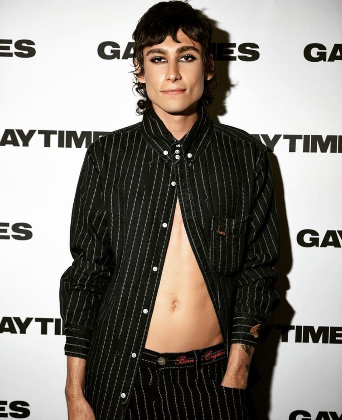 Kyle Devolle for GAY TIMES launch
