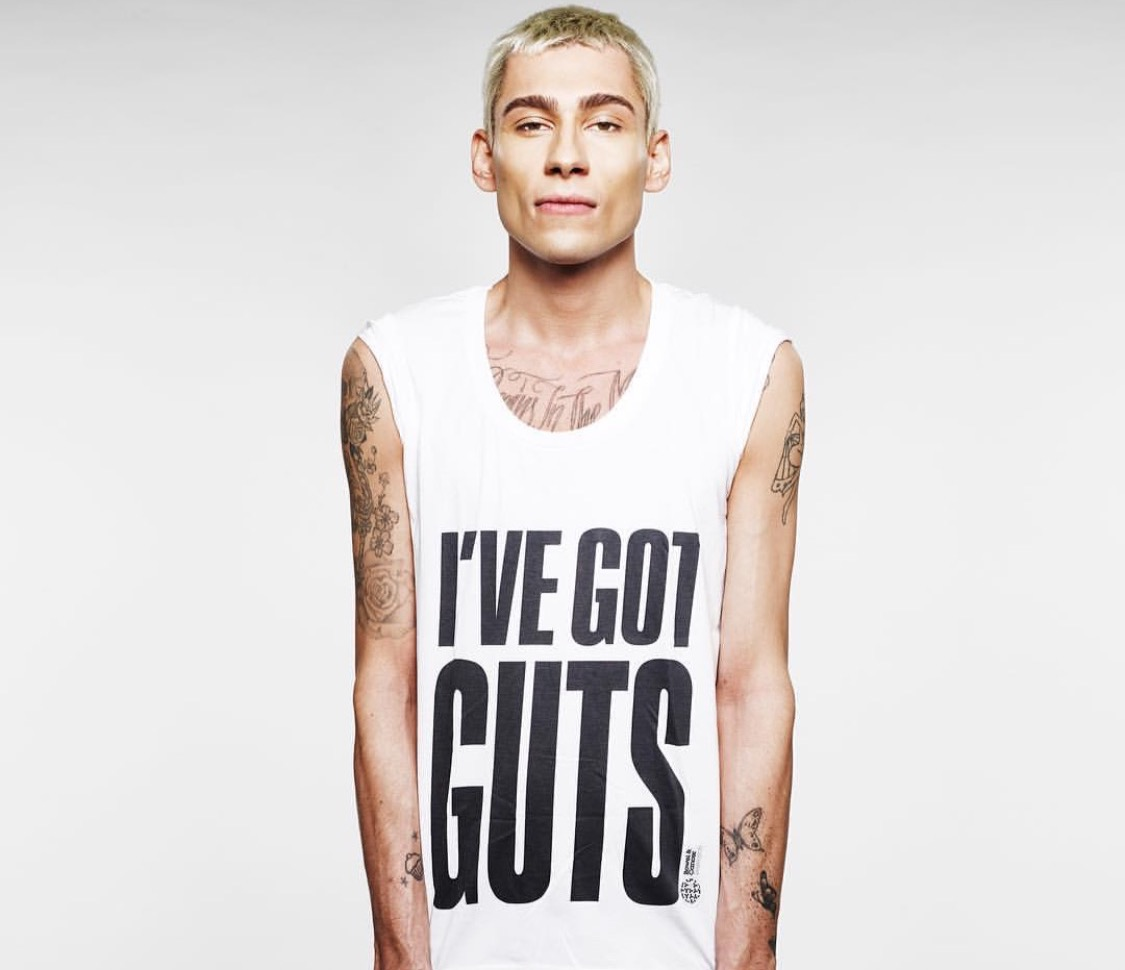 I've Got Guts Campaign with Kyle Devolle