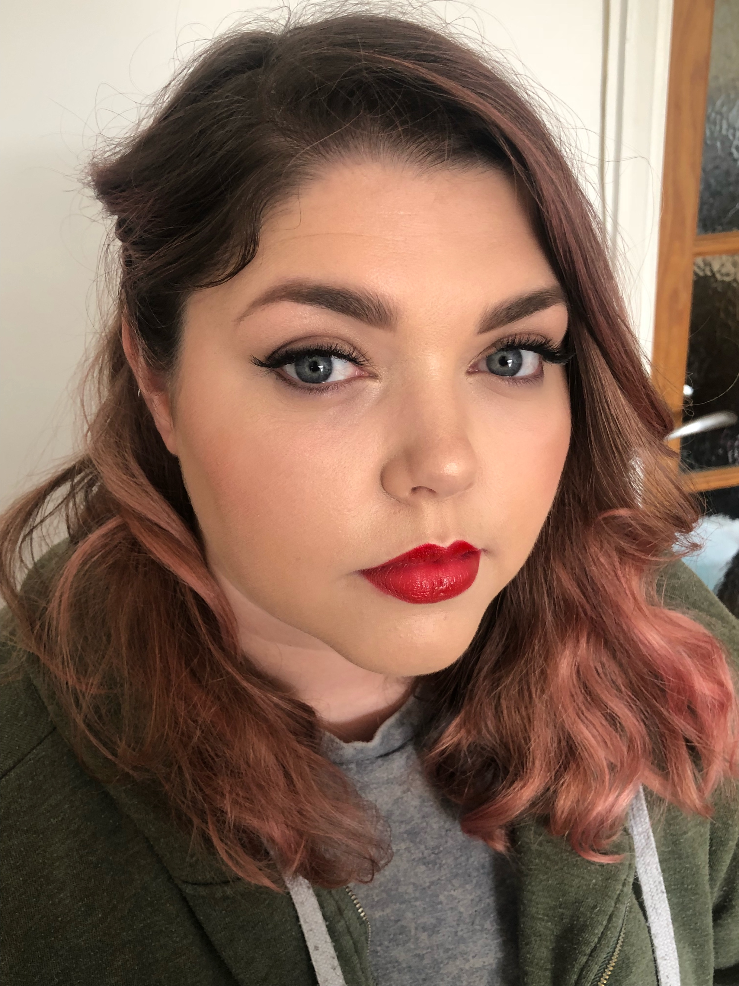 Red Lip Trial