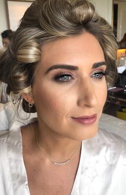 Bridesmaid Glam.
