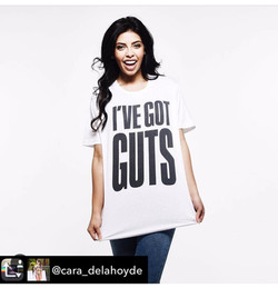 I've Got Guts Campaign with Cara Delahoy