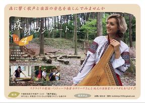 2019.11.04 森のコンサート Vol.2