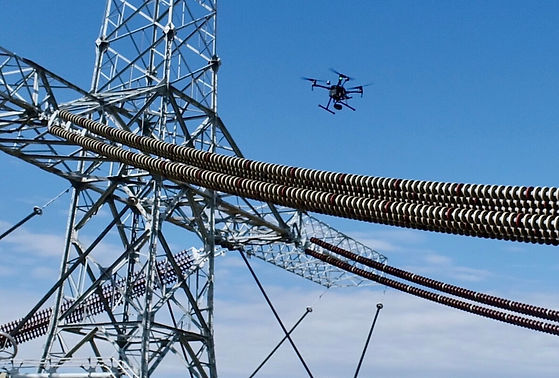 Drones for Energy Industry