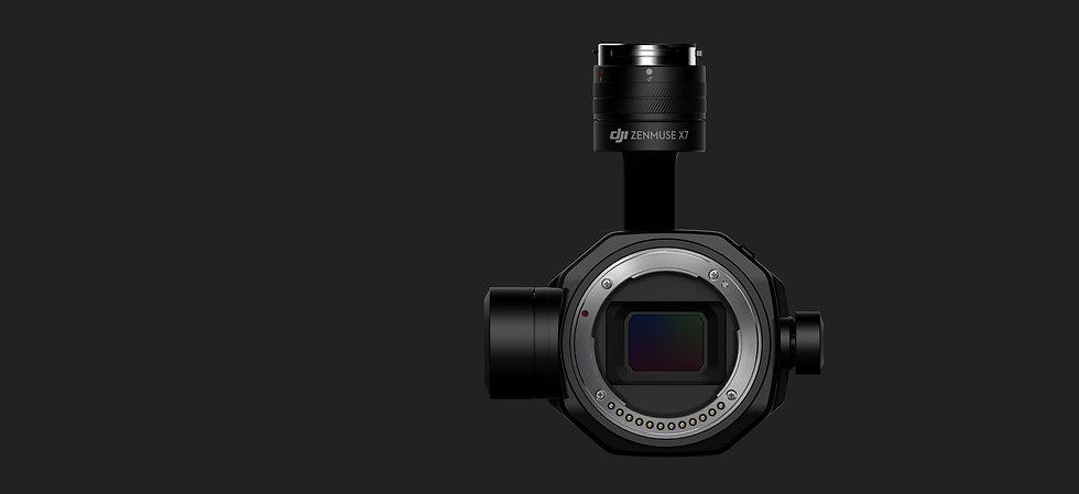 zenmuse x7 Camera