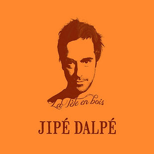 Pochette single Jipé Dalpé Du bonheur ai