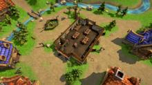 Environments of Super Dungeon Tactics