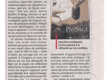 Article journal la Provence