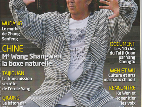 Interview Tai Chi Mag