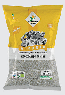BROKEN RICE (24 MANTRA ORGANIC RICE)