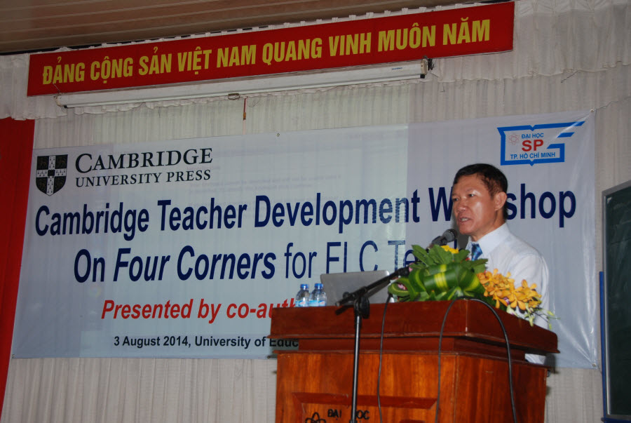 """Four Corners"" Workshop"